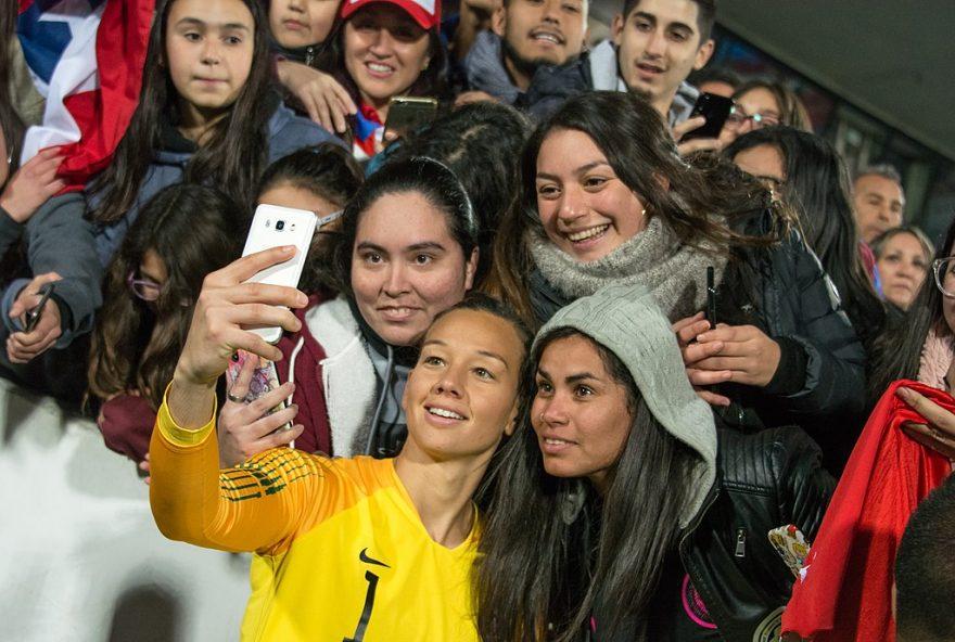 Partido de despedida de la selección de fútbol femenino (2019)